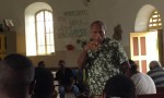Mr Katreie WIWANE remercie le geste de Hnaizianu