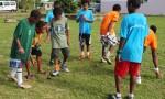 Volley, Foot, Pétanque