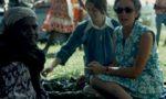 Mis en terre des cendres d'une grande dame : Mlle Pittet